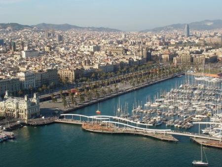 Minhas cidades preferidas I. Barcelona