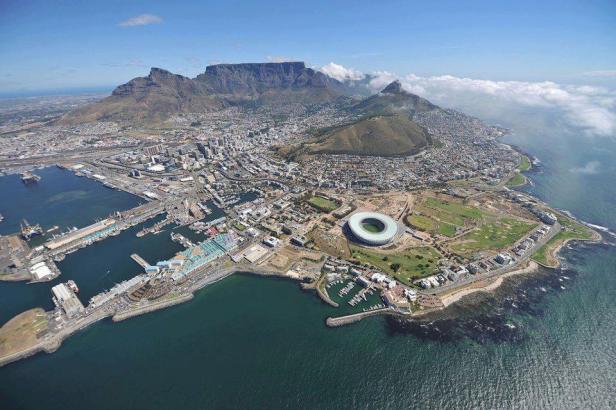 Lugar que ainda vou conhecer, se Deus quiser II. Cidade do Cabo