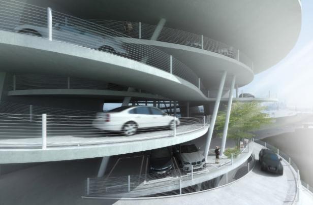 Importando ideias e projeto VII. Edifício garagem no centro de Maceió