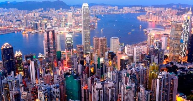 Lugar que ainda vou conhecer, se Deus quiser III. Hong Kong