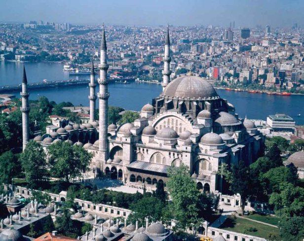 MInhas cidades preferidas VI. Istambul