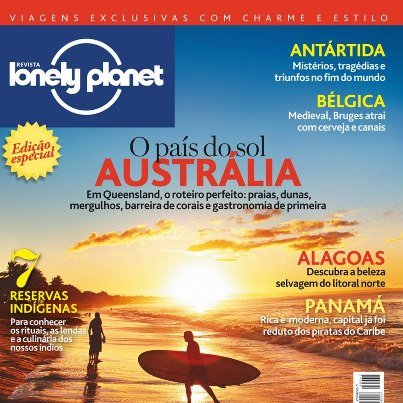Alagoas, segundo a Revista Lonely Planet
