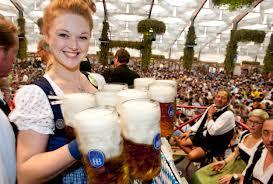 Festas mundiais VI. Oktoberfest, ou seria, Septemberfest