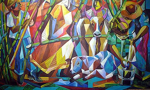 O Pablo Picasso alagoano