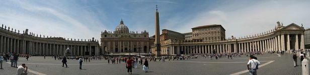 Top 10 praças do mundo IX. Praça de São Pedro, no Vaticano