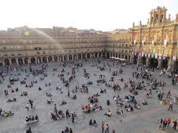 Top 10 praças do mundo III. Plaza Mayor, de Salamanca