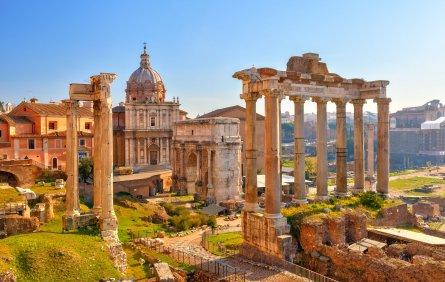 Minhas cidades preferidas II. Roma
