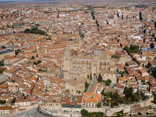 Exemplo de urbanismo