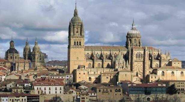 Minhas cidades preferidas VII. Salamanca