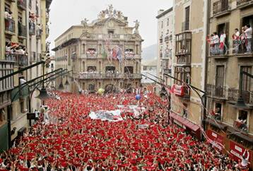 Grandes festas I: San Fermín (Pamplona, Espanha)