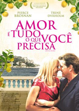 Amor é tudo o que você precisa: todos (e mais alguns) ingredientes de uma comédia romântica europea