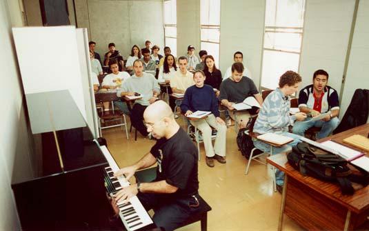 Estatísticas culturais IX. Número de cursos de graduação de Música e Canto por Unidade Federativa