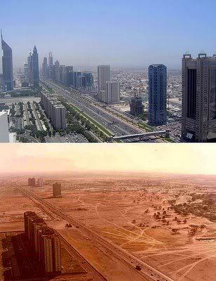 Em poucos anos, tudo pode mudar I. Dubai