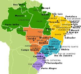 Curiosidades sobre os nomes das cidades brasileiras