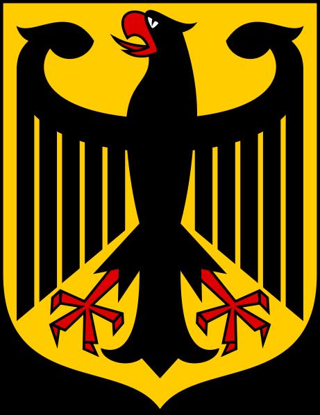 Entenda o significado do brasão da Alemanha