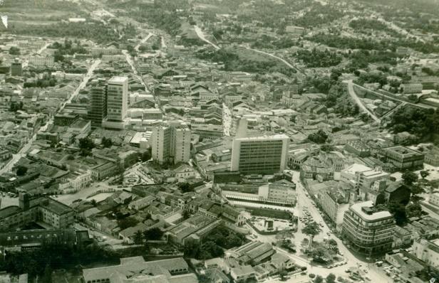 Túnel do tempo: centro de Maceió nos anos 60