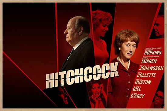 Hitchkok, o filme: vários motivos para assisti-lo