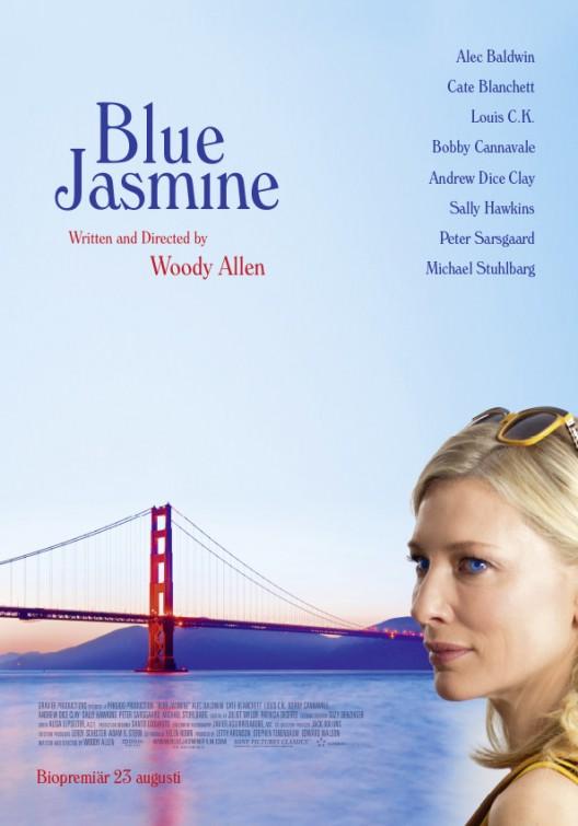 Blue Jasmine: Woody Allen cada se vez melhor