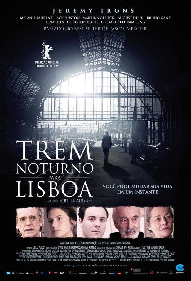 Trem noturno para Lisboa: um filme tocante que fala mudanças