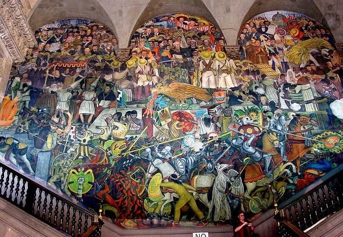 Resultado de imagem para muralismo